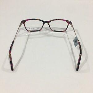 1109b8d955eb Ann Taylor Accessories - Ann Taylor Tortoise Designer Eyeglasses Frame